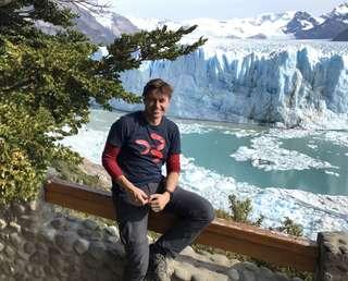 Ľadovce v Patagónii