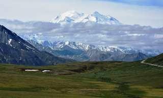 Denali - národný park Aljašky