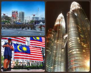 Merdeka v Kuala Lumpur