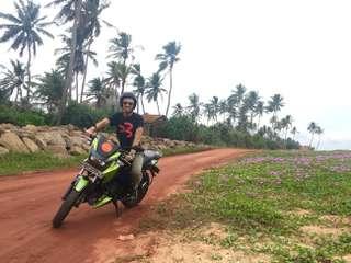Ako sa šoféruje na Srí Lanke?