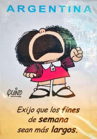 Mafalda - argentínsky komiks
