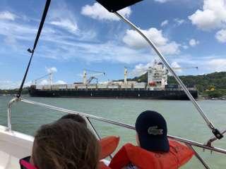 Panamský kanál - prehliadka
