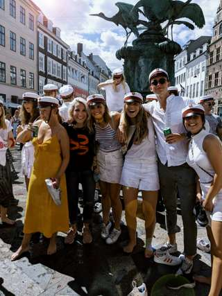 Študovať v Kodani