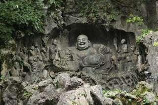 Hangzhou, chrám Linyin