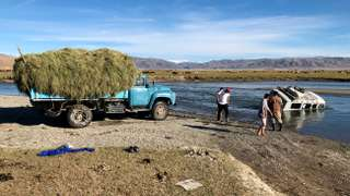 Smer mongolský Altaj
