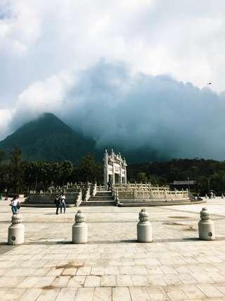 Budha z Lantau