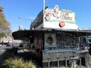 Harry's Cafe v Sydney