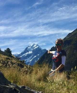 Južné Alpy a Mt.Cook