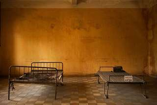 Tuol Sleng múzeum kambodžskej genocídy
