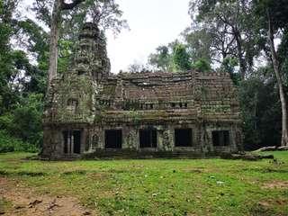 Do Kambodže lekvár kosiť