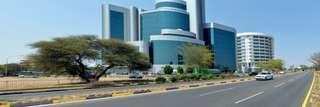Gaborone hlavné mesto Botswany