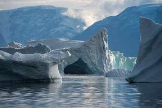 Grónsko z Islandu - recenzia