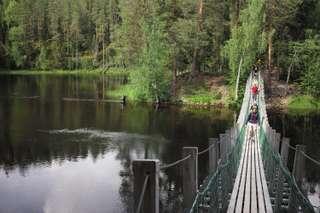Ahoj z Rovaniemi