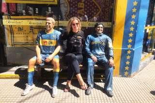 Boca Juniors naživo