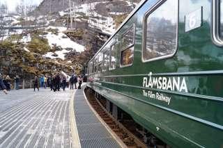 Najkrajšia železnica Nórska