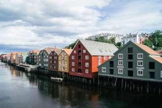 Trondheim - čo vidieť