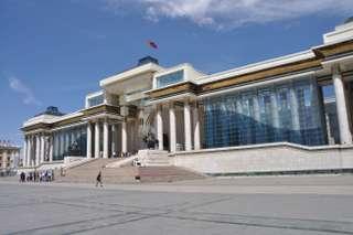 Z českej krčmy v Mongolsku