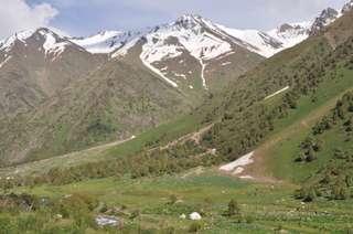 Zážitky z Kirgizska