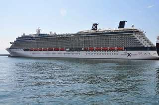 Luxusná loď Celebrity Silhouette