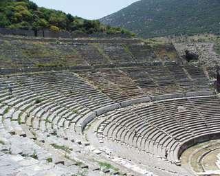 Efez - najzachovalejšie miesto antiky