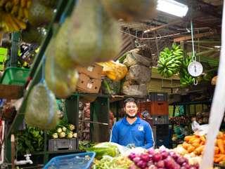 Ovocie v Kolumbii