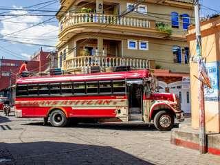 Smer Guatemala - pozdravujeme domov