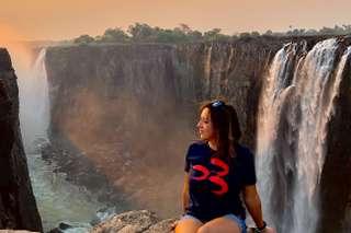 Z Kapského mesta na Viktóriine vodopády