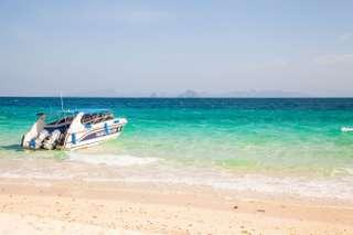 Pohoda na brehu Andamanského mora