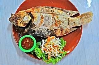 Pad thai v Ao Nangu