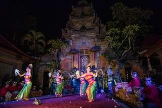 Indonézia - tradičné tance na Bali