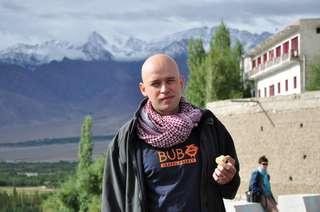 Ladakh a úžasný Leh
