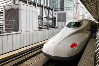 Japonské vlaky - dokonalá preprava