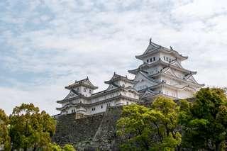 Himeji - najkrajší hrad Japonska