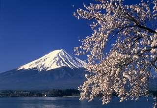 Japonsko - všade kam sa pozrieš Fuji