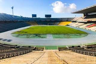 Olympijský štadión v Barcelone