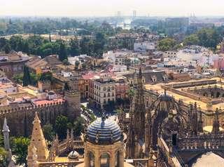 Najväčšia gotická katedrála sveta v Seville