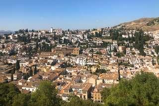 Albaicín - najkrajšia štvrť Granady