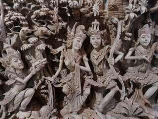 Suveníry z Bali