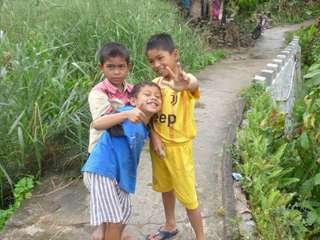 Všetko najlepšie z Indonézie