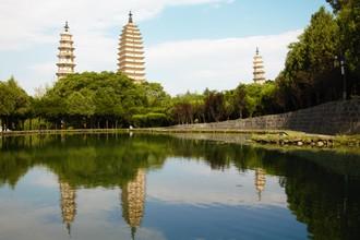 Tri pagody