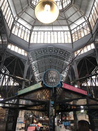 Historická tržnica Buenos Aires