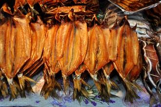 Pozdravy z Bajkalu s vôňou údených rýb