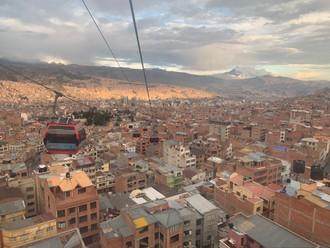 La Paz náš každodenný