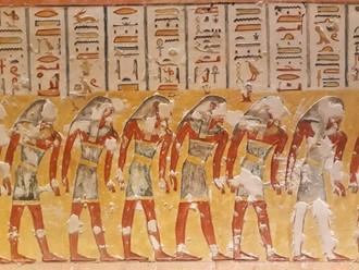 Luxor a jeho Údolie kráľov alebo najkrajšie egyptské hrobky