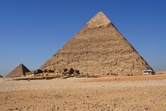 V Gíze bez turistov? Pyramídy len a len pre nás!