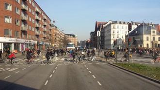 Na bicykli po Kodani