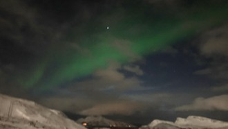 Polárna žiara Nórsko