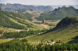 Zážitky z mongolskej prírody