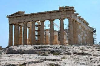 Slávna aténska Akropola plná zážitkov a bez turistov!