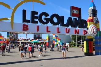 Na  návšteve v Legolande
